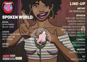 Spoken World: Exclusive edition